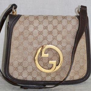 Gucci Vintage Blondie schouder handbag ITALY